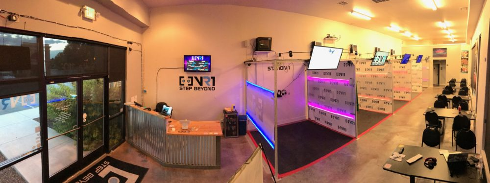 VR1 – Lessons Learned in Opening a VR Arcade