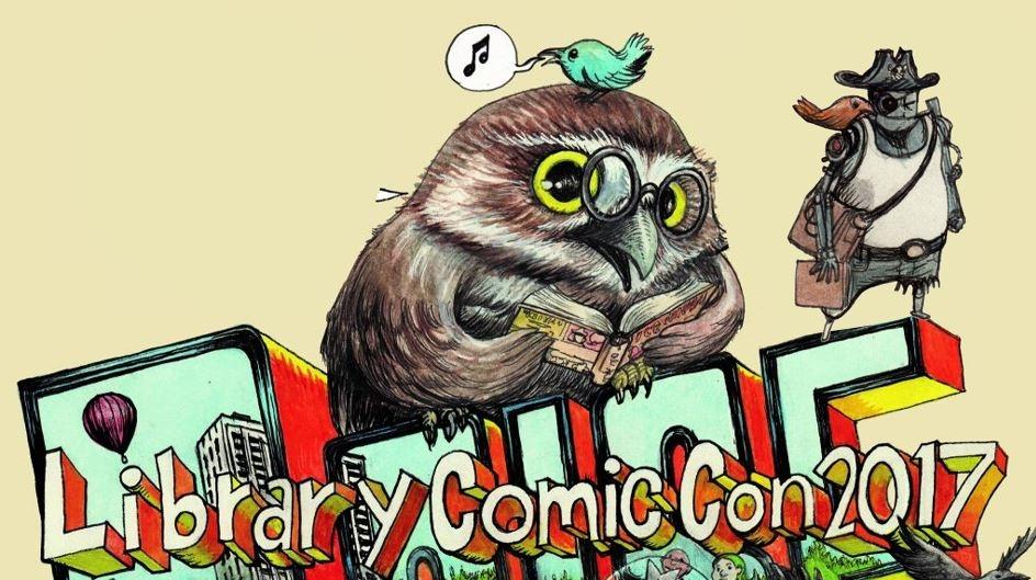 Recap – Boise Library Comic Con!